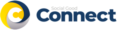 social good logo with text